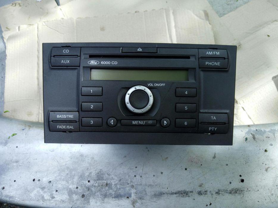 Radio cd 6000 CD Ford Focus 2,Ford Fiesta,Ford Fusion