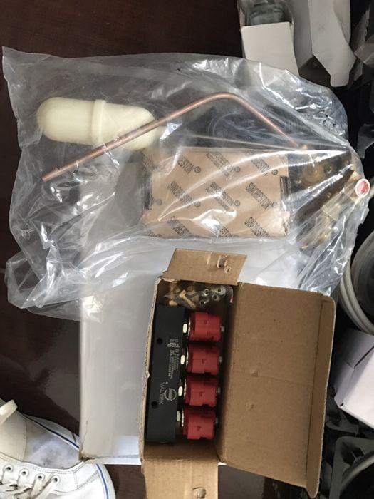 3 kit -uri instalatie GPL respectiv 4 , 6 și 8 cilindri TOMASETTO