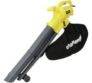 Листосъбирач и въздуходувка Challenge 2600W втора употреба