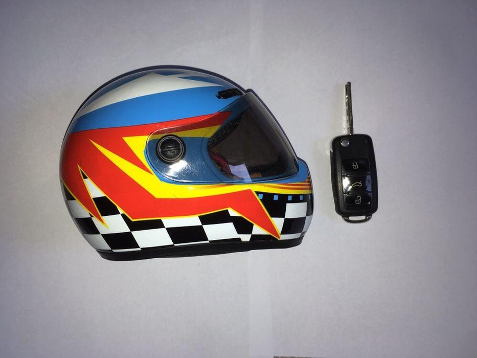 Casca Moto Motocicleta Mini Casca Cadoul Perfect Pt Motocicliști