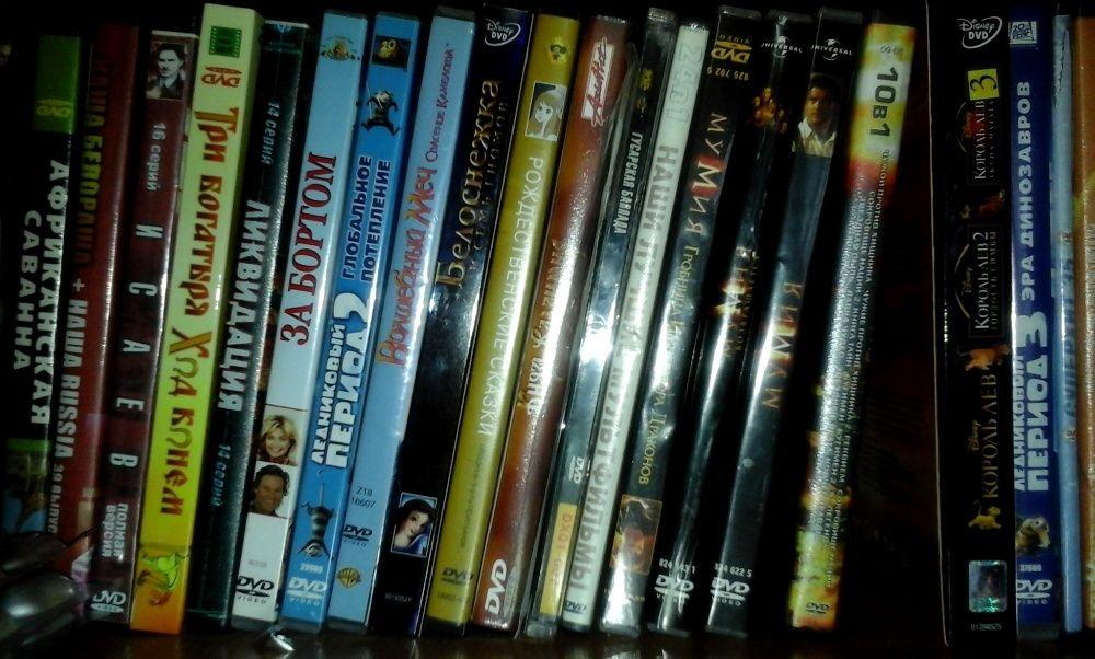 диски лазерные с фильмами лицензионные от Меломана