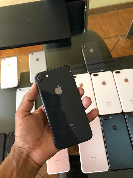Iphone 8 64GB Preto Alto-Maé - imagem 1