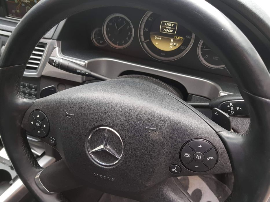 Mercedes E220 CDI W212 170к.с. 651 BlueEfficiency автоматик НА ЧАСТИ! гр. Своге - image 12