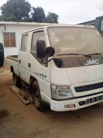Carrinha JMC Cabine dupla