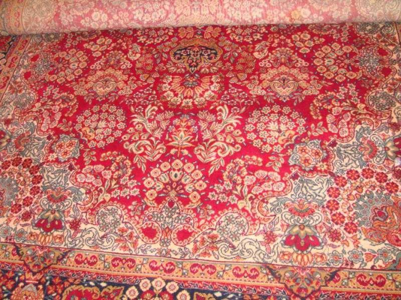 Персийски вълнен Сливенски килим, 3м х 4м