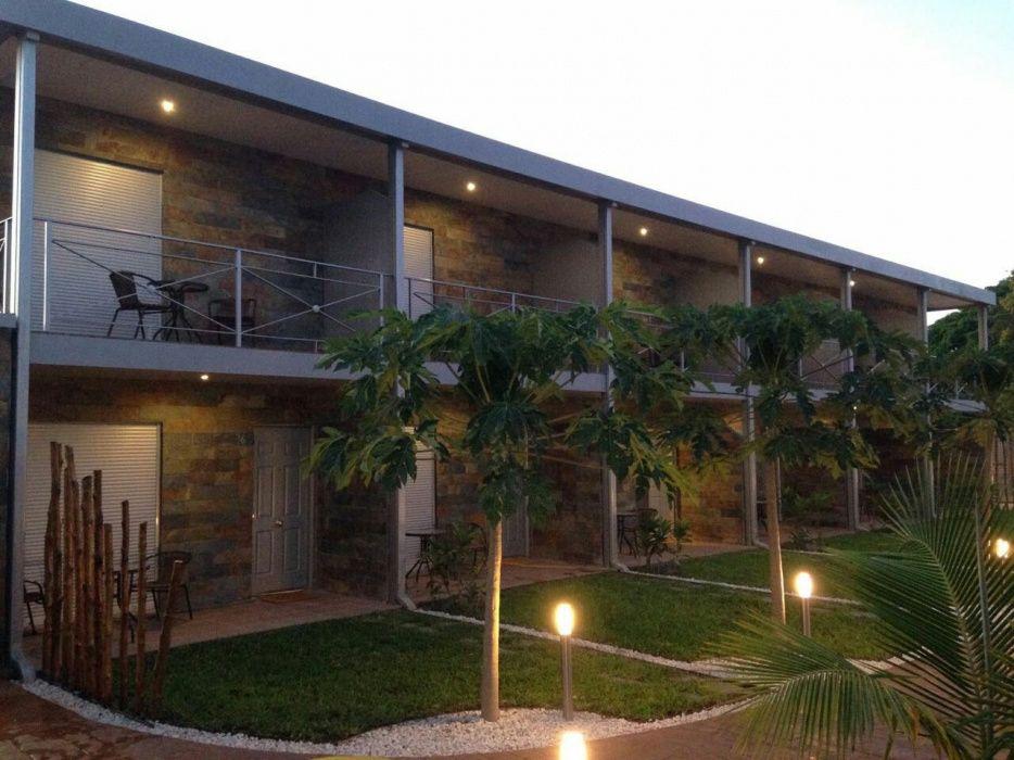 Vende-se hotel-condominio super luxuoso, em palma na cidade de pemba