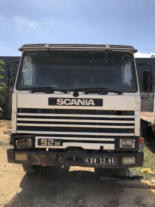 Scania 93 faltam pequenos acertos