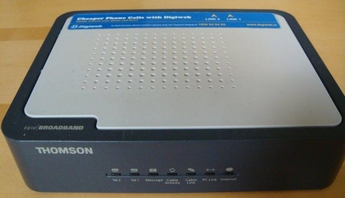 router - modemuri - hub