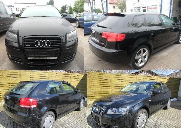 Audi A3 2.0TDI/2.0FSI на части