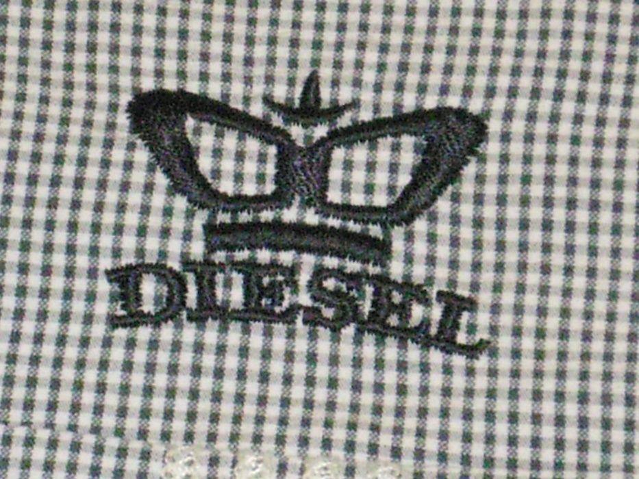 Оригинална Дизайнерска Риза DIESEL 50/50 Памук размер M