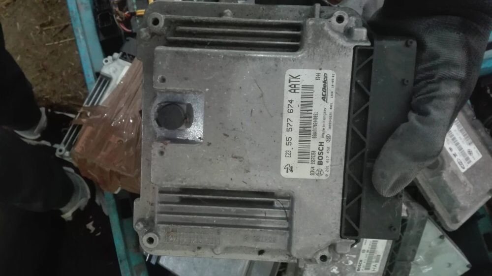Ecu motor opel insignia 55 577 674 AATK piese din dezmembrari