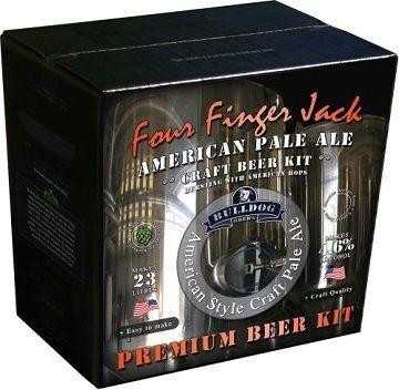 Bulldog Brews - kituri bere de casa premium - pentru 23 de litri