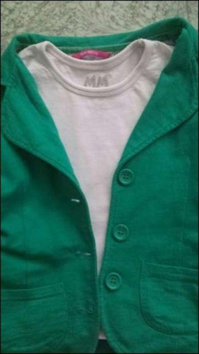 Сако + блузка и ръкави