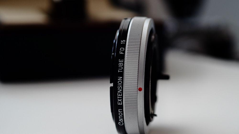 Tub de extensie Canon FD 15-U