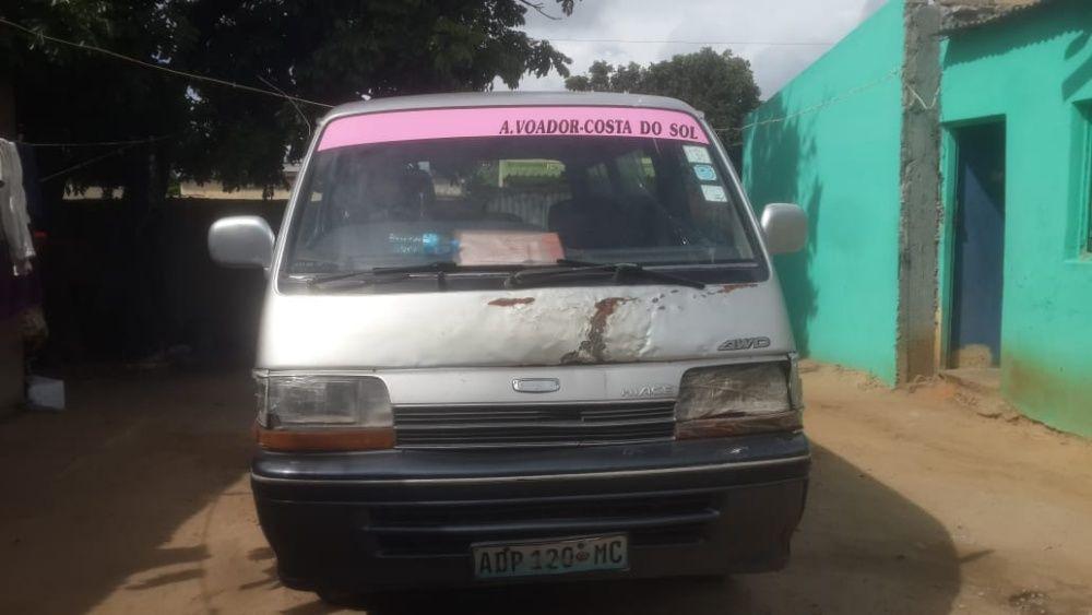 Mini bus Maputo - imagem 1
