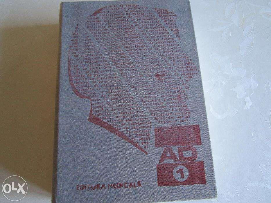 Dictionar enciclopedic de psihiatrie, C. Gorgos vol 1,2,3