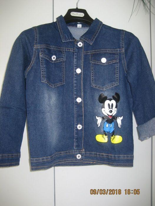 Детски дънков комплект/ дънки и дънково яке/