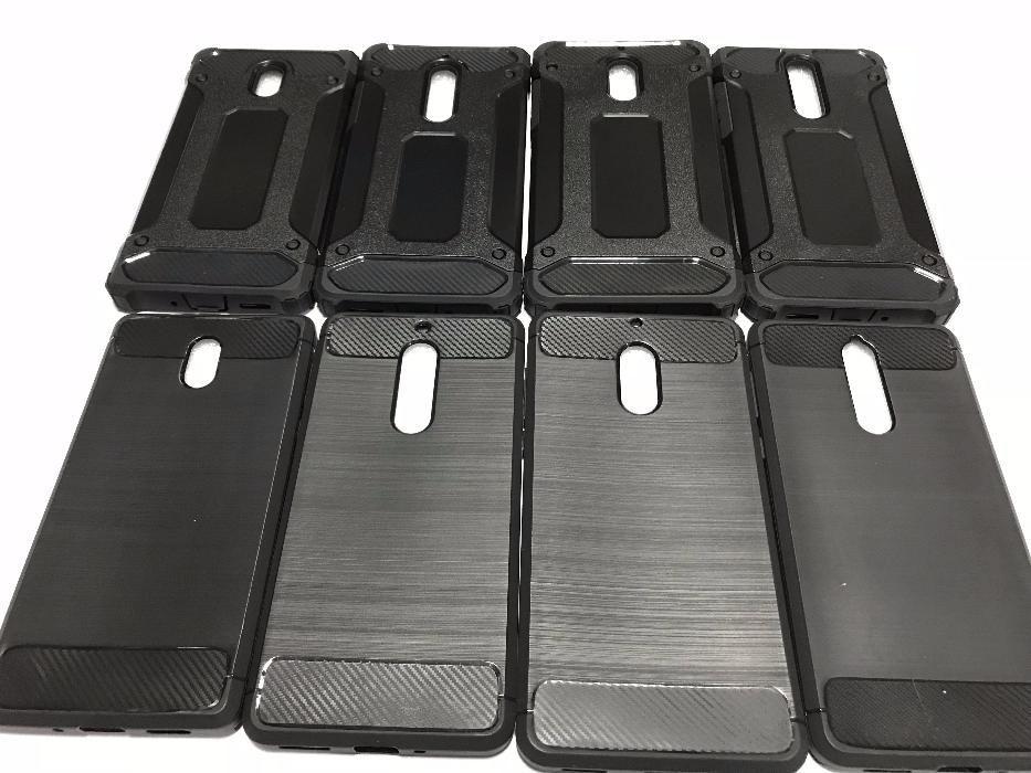 Nokia 3,Nokia 5,Nokia 6,Nokia 8 удароустойчив ARMOR и CARBON силикон