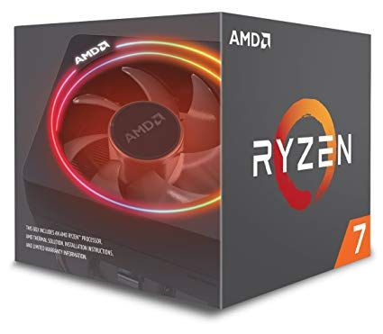 Processador AMD Ryzen 7 2700X Octa-Core 3.7GHz c/ Turbo 4.35GHz 20MB S