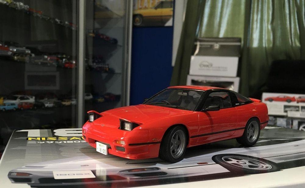 Kit Macheta Auto 1:24 Nissan 180sx S13 - cititi descrierea