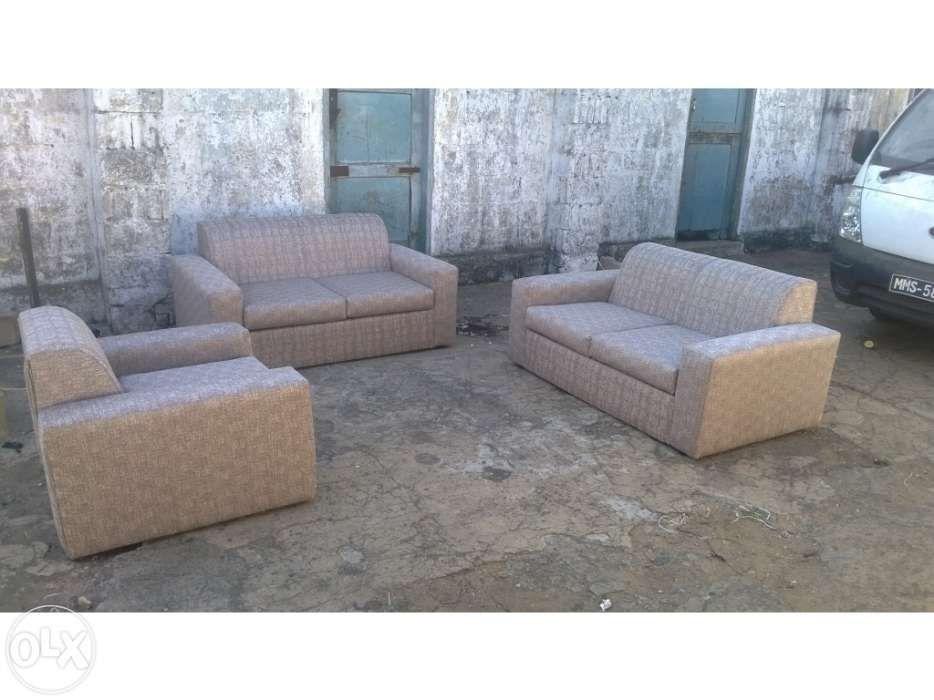Sofas do tipo 3 2 1 modernos