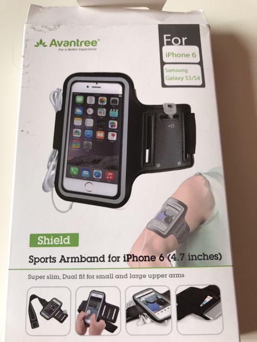 IPhone 6 husa running