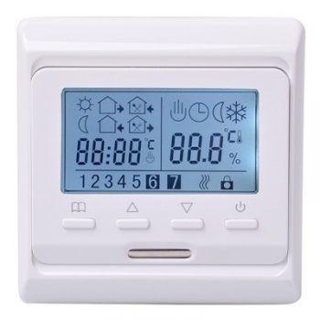 termostat pentru comanda sistemelor de incalzire