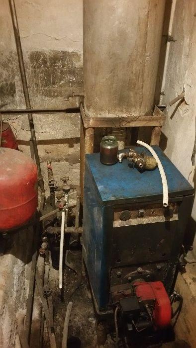 Centrală termică pe motorină