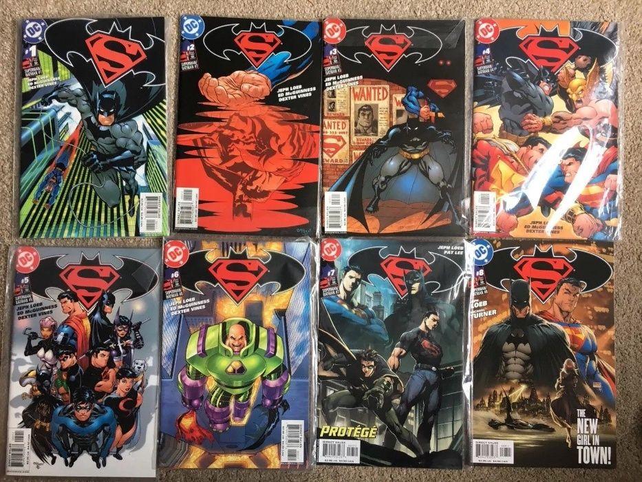 Superman Batman Numerele 1-21 (2003)