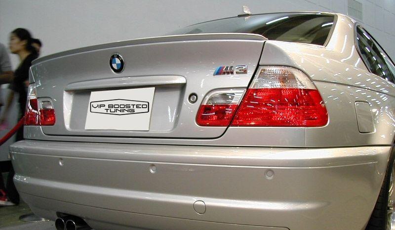 Eleron Portbagaj BMW E46