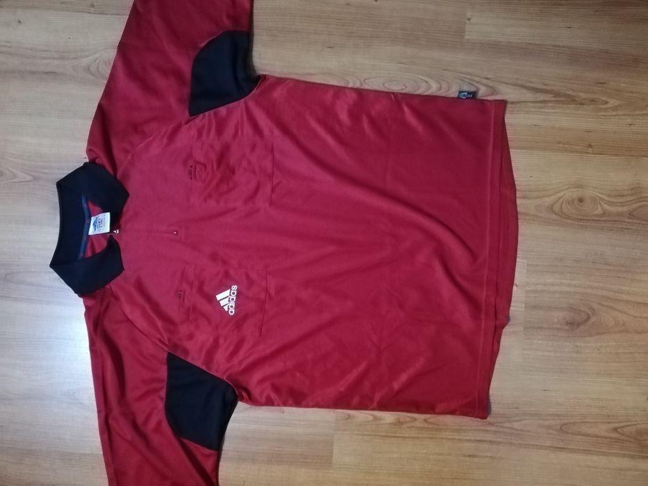 Tricou Adidas arbitru original mărimea L