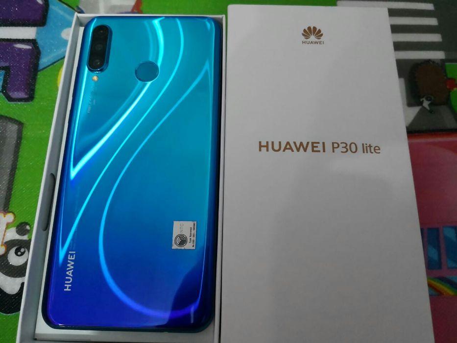 Huawei P30 Lite Dual SIM 6GB RAM 128GB ROM novinho na caixa