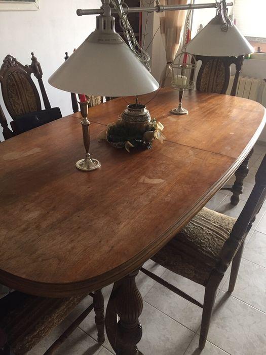 маса от дърво