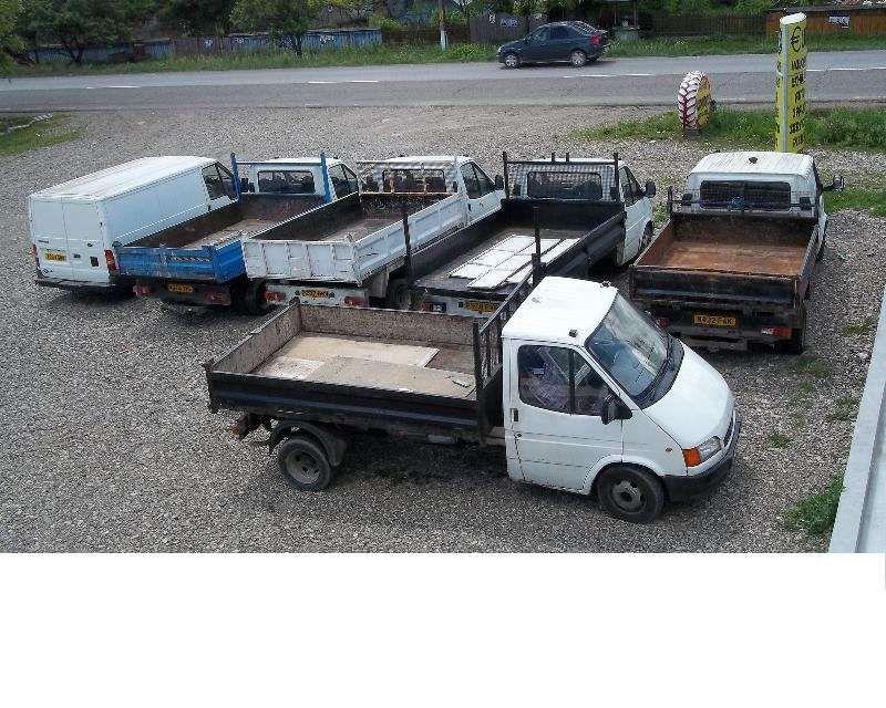 Dezmembrari Piese Ford Transit din 1995 – 2006 Basculabil