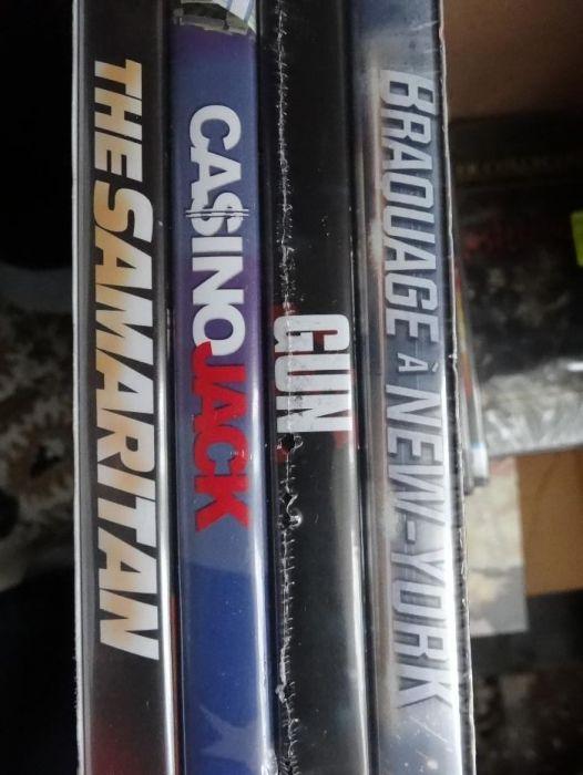 DvD - Seturi 4 Filme