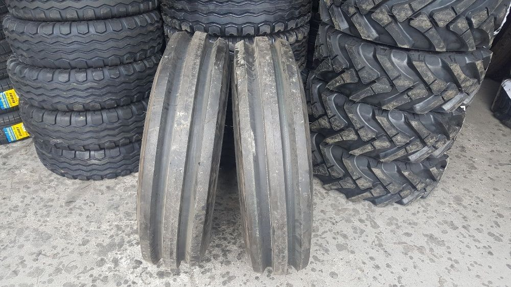 Cauciucuri noi 9.00-16 BKT pentru directie tractor anvelope 10 pliuri