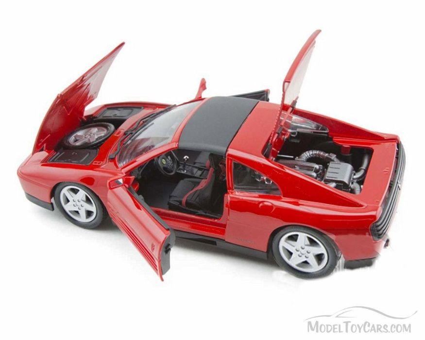Macheta Bburago 1:18 Ferrari 348 TS