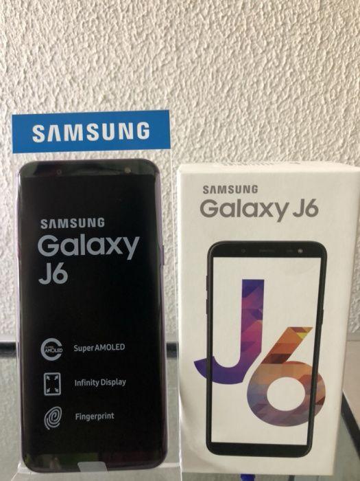 Samsung galaxy J6 32GB selado na caixa
