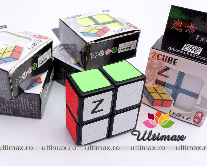 Z-Cube * Cub Rubik Floppy 1x2x2