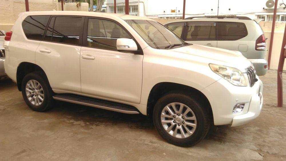 Toyota Land Cruiser Prado 2010 a venda