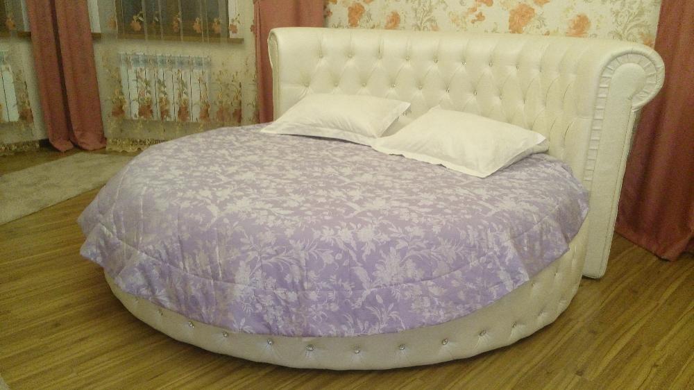 постельное белье на круглую кровать 20 000 тг текстиль алматы на Olx