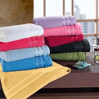 Vendo toalhas Novas, tenho todas cores
