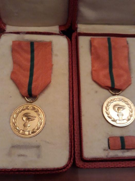 Medalii RSR