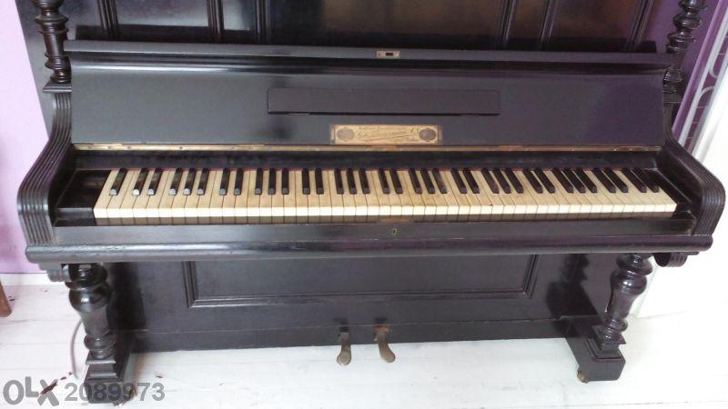 Пиано Zimmermann немско до края на октомври е 1299 после 1699