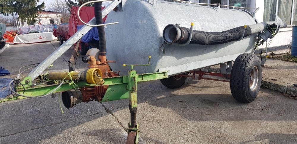 Cisterna tip Vidanja 3000 l Eckart