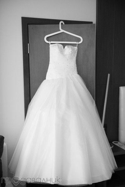 СПЕШНО продавам булчинска рокля