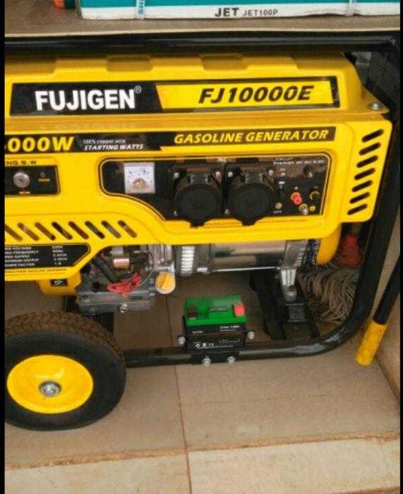 Gerador Fujigen novo disponível