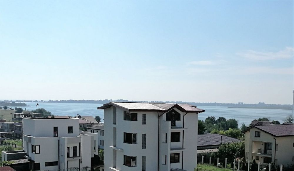 Techirghiol apartamente-garsoniere cu vedere spre lac, aproape de mare