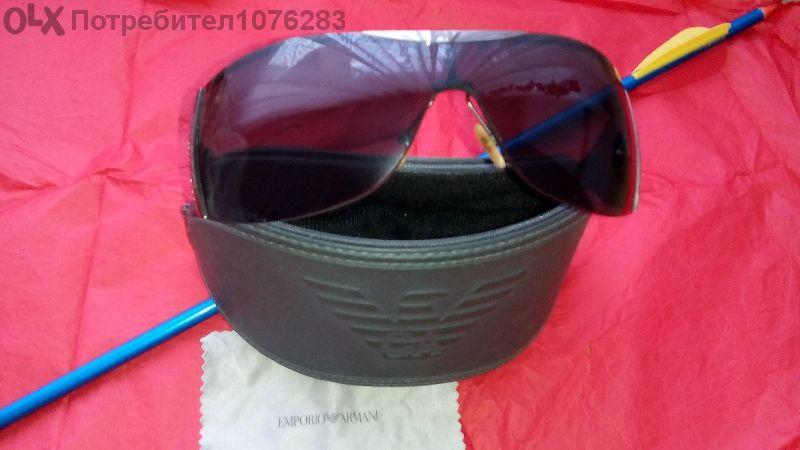 Слънчеви очила Emporio Armani, Giugiaro, Polaroid