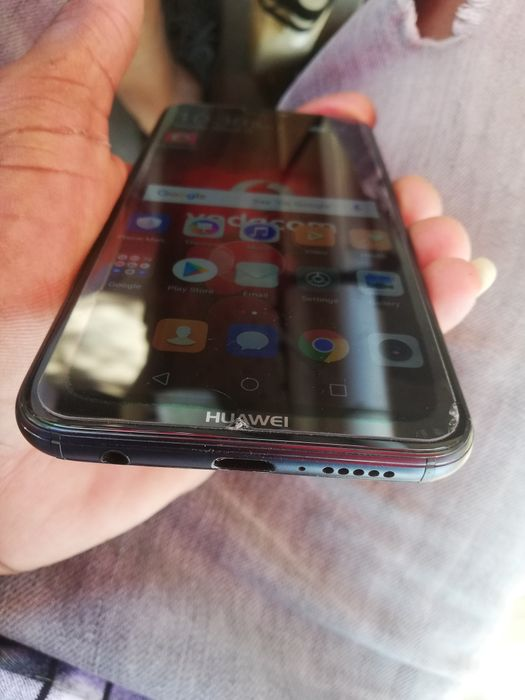 Huawei p20 lite black Alto-Maé - imagem 1